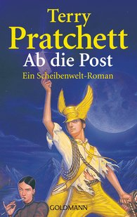 Terry  Pratchett - Ab die Post