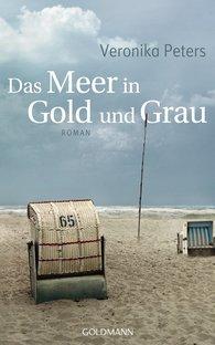 Veronika  Peters - Das Meer in Gold und Grau