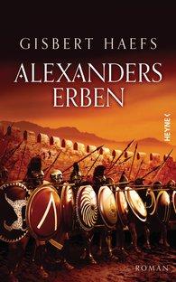 Gisbert  Haefs - Alexanders Erben