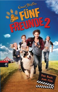 Enid  Blyton - Fünf Freunde 2 - Das Buch zum Film