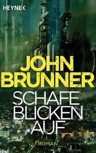 John  Brunner - Schafe blicken auf