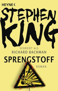 Stephen  King - Sprengstoff