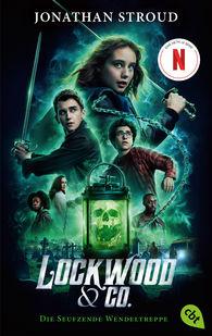 Jonathan  Stroud - Lockwood & Co. - Die Seufzende Wendeltreppe