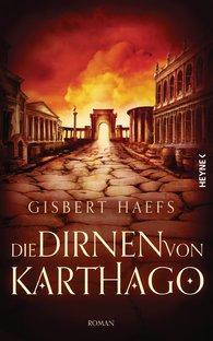 Gisbert  Haefs - Die Dirnen von Karthago