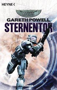 Gareth  Powell - Sternentor