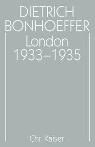Hans  Goedeking  (Hrsg.), Martin  Heimbucher  (Hrsg.), Hans-W.  Schleicher  (Hrsg.) - London 1933-1935