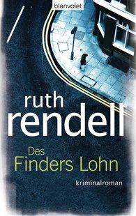 Ruth  Rendell - Des Finders Lohn