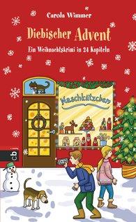 Carola  Wimmer - Diebischer Advent