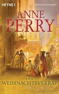 Anne  Perry - Der Weihnachtsverrat