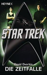 David  Dvorkin - Star Trek: Die Zeitfalle