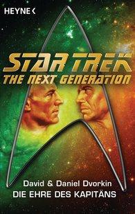 David  Dvorkin, Daniel  Dvorkin - Star Trek - The Next Generation: Die Ehre des Captain