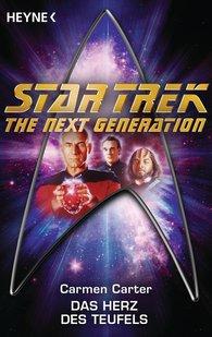 Carmen  Carter - Star Trek - The Next Generation: Das Herz des Teufels