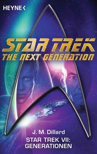 J. M.  Dillard - Star Trek VII: Generationen