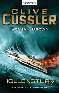 Clive  Cussler, Graham  Brown - Höllensturm