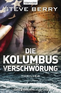 Steve  Berry - Die Kolumbus-Verschwörung