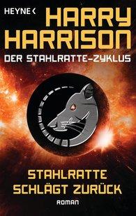 Harry  Harrison - Stahlratte schlägt zurück