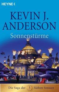 Kevin J.  Anderson - Sonnenstürme