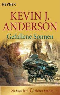 Kevin J.  Anderson - Gefallene Sonnen