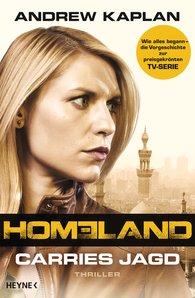 Andrew  Kaplan - Homeland: Carries Jagd