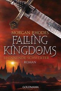 Morgan  Rhodes - Brennende Schwerter
