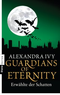 Alexandra  Ivy - Guardians of Eternity - Erwählte der Schatten