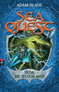 Adam  Blade - Sea Quest - Silda, die Seeschlange