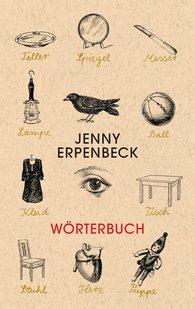 Jenny  Erpenbeck - Wörterbuch