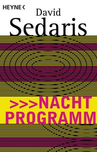 David  Sedaris - Nachtprogramm