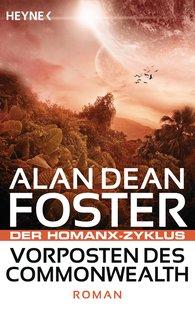 Alan Dean  Foster - Vorposten des Commonwealth