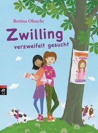 Bettina  Obrecht - Zwilling verzweifelt gesucht