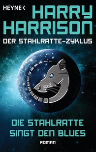 Harry  Harrison - Die Stahlratte singt den Blues