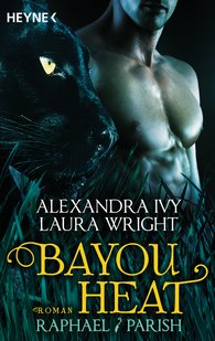 Alexandra  Ivy, Laura  Wright - Bayou Heat - Raphael / Parish