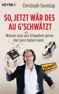 Christoph  Sonntag - So, jetzt wär des au g'schwätzt