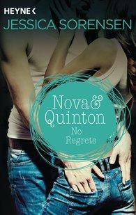 Jessica  Sorensen - Nova & Quinton. No Regrets