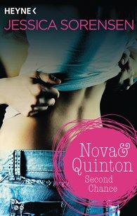 Jessica  Sorensen - Nova & Quinton. Second Chance
