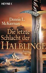 Dennis L.  McKiernan - Die letzte Schlacht der Halblinge