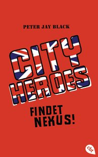 Peter Jay  Black - City Heroes - Findet Nexus!