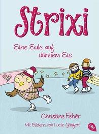 Christine  Fehér - Strixi - Eine Eule auf dünnem Eis