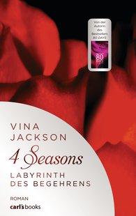 Vina  Jackson - 4 Seasons - Labyrinth des Begehrens