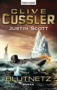 Clive  Cussler, Justin  Scott - Blutnetz