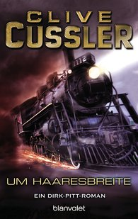 Clive  Cussler - Um Haaresbreite