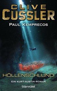 Clive  Cussler, Paul  Kemprecos - Höllenschlund