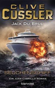 Clive  Cussler, Jack  DuBrul - Seuchenschiff