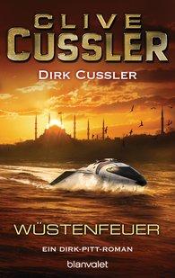 Clive  Cussler, Dirk  Cussler - Wüstenfeuer