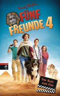 Enid  Blyton - Fünf Freunde 4 - Das Buch zum Film