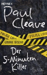 Paul  Cleave - Der Fünf-Minuten-Killer