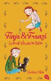 Christine  Fehér - Finja & Franzi - Zweimal schwarzer Kater