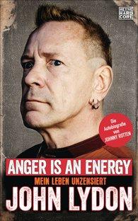 John  Lydon - Anger is an Energy