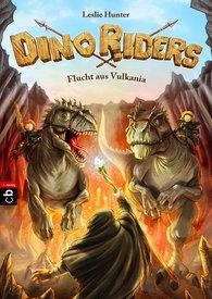 Leslie  Hunter - Dino Riders - Flucht aus Vulkania