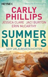 Carly  Phillips, Jaci  Burton, Jessica  Clare, Erin  McCarthy - Summer Nights